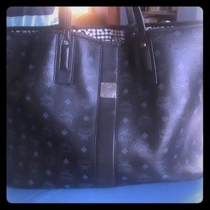 MCM Large Liz reversible shopper handbag